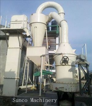 Gypsum Mill