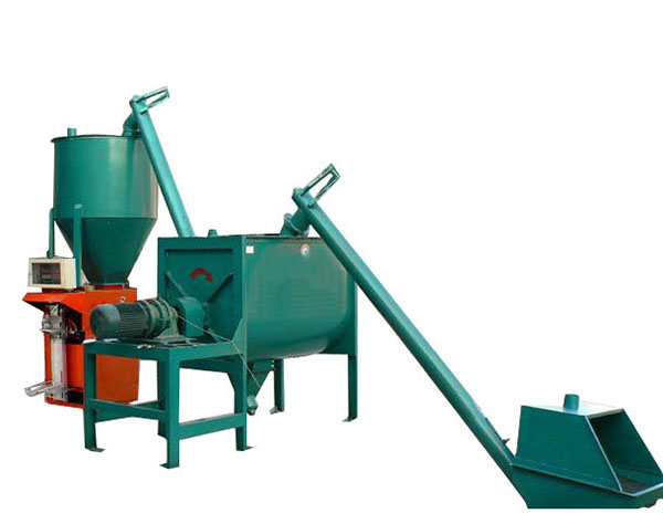 Wall Putty Powder Mixing Production Line