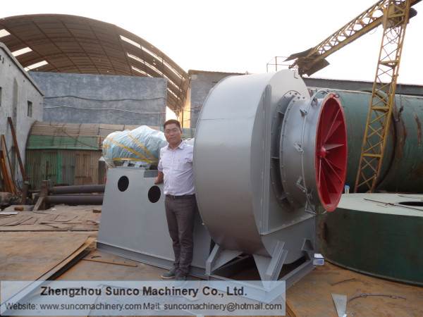 Workshop of Sunco Machinery 24